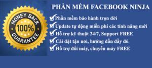 dịphan-mem-quang-cao-facebook-ninjach vụ bảo hành trọn đời phần mềm facebook ninja