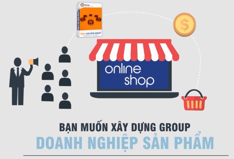 add mem group Tổng hợp top 5 phần mềm hỗ trợ bán hàng tốt nhất trên Facebook