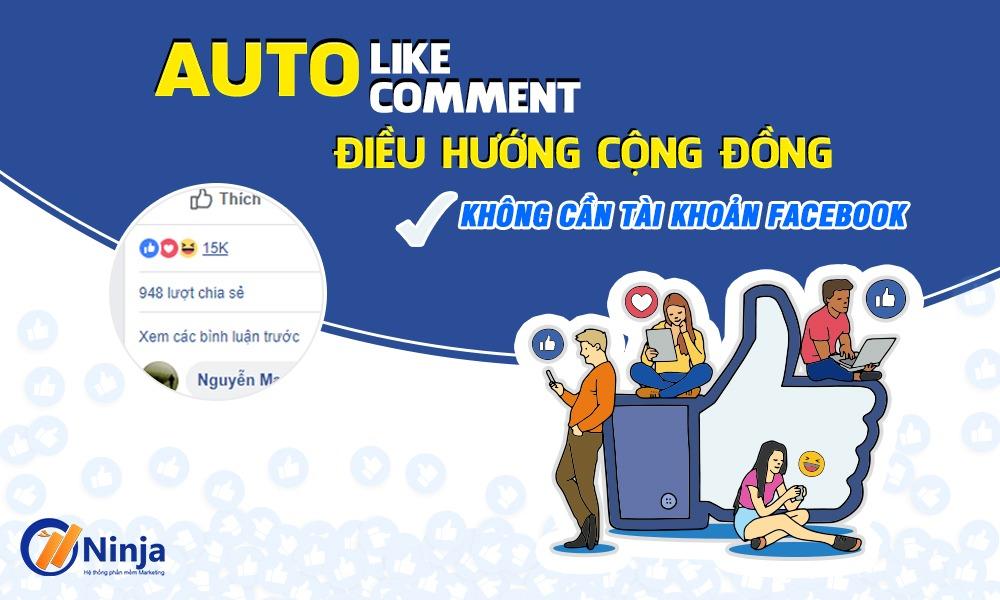 auto like1 1 Ninja seeding – Auto like, auto comment bài viết bán hàng cho các mẹ bỉm sữa