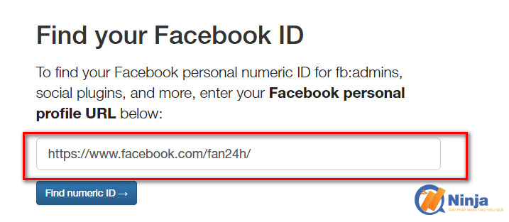 huong dan su dung ninja scan uid 5 Sử dụng Facebook Graph Seach – Ninja Scan UID