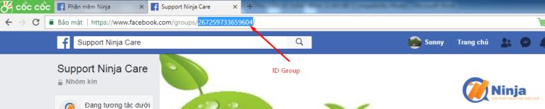 huong dan su dung ninja scan uid 7 Sử dụng Facebook Graph Seach – Ninja Scan UID