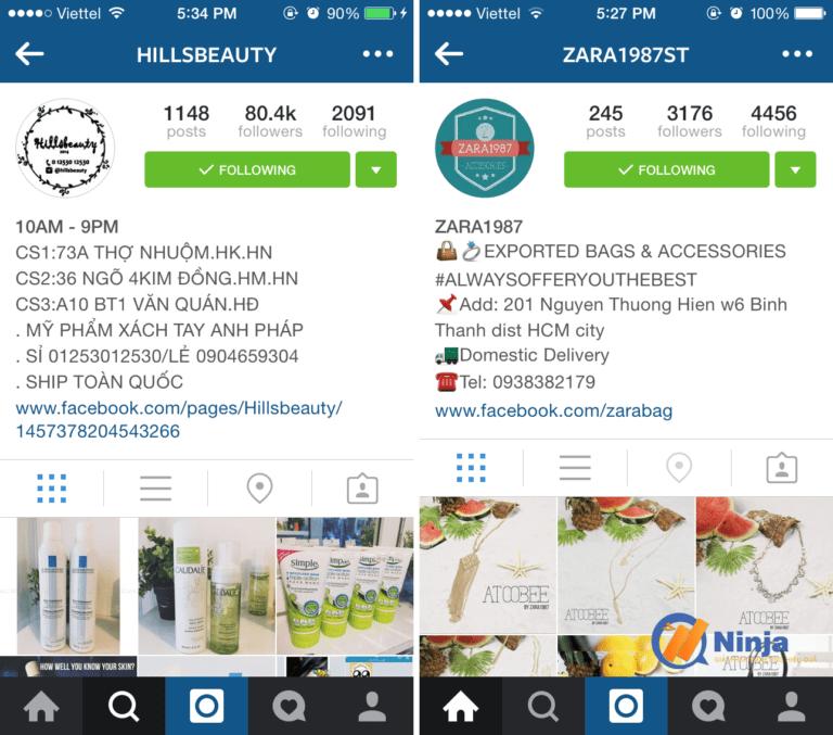 phan mem ninja instagram phan mem quang cao ban hang instagram 1 Phần mềm Ninja Instagram – Phần mềm quảng cáo bán hàng Instagram
