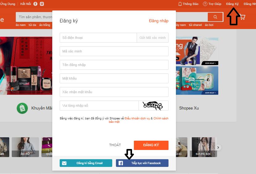 huong dan ban hang shopee3 Ninja hướng dẫn bán hàng trên Shopee.vn