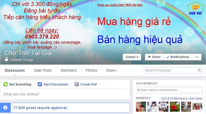 1 Tuyệt chiêu chia sẻ hàng loạt bài viết lên các Facebook Group chỉ trong một nốt nhạc
