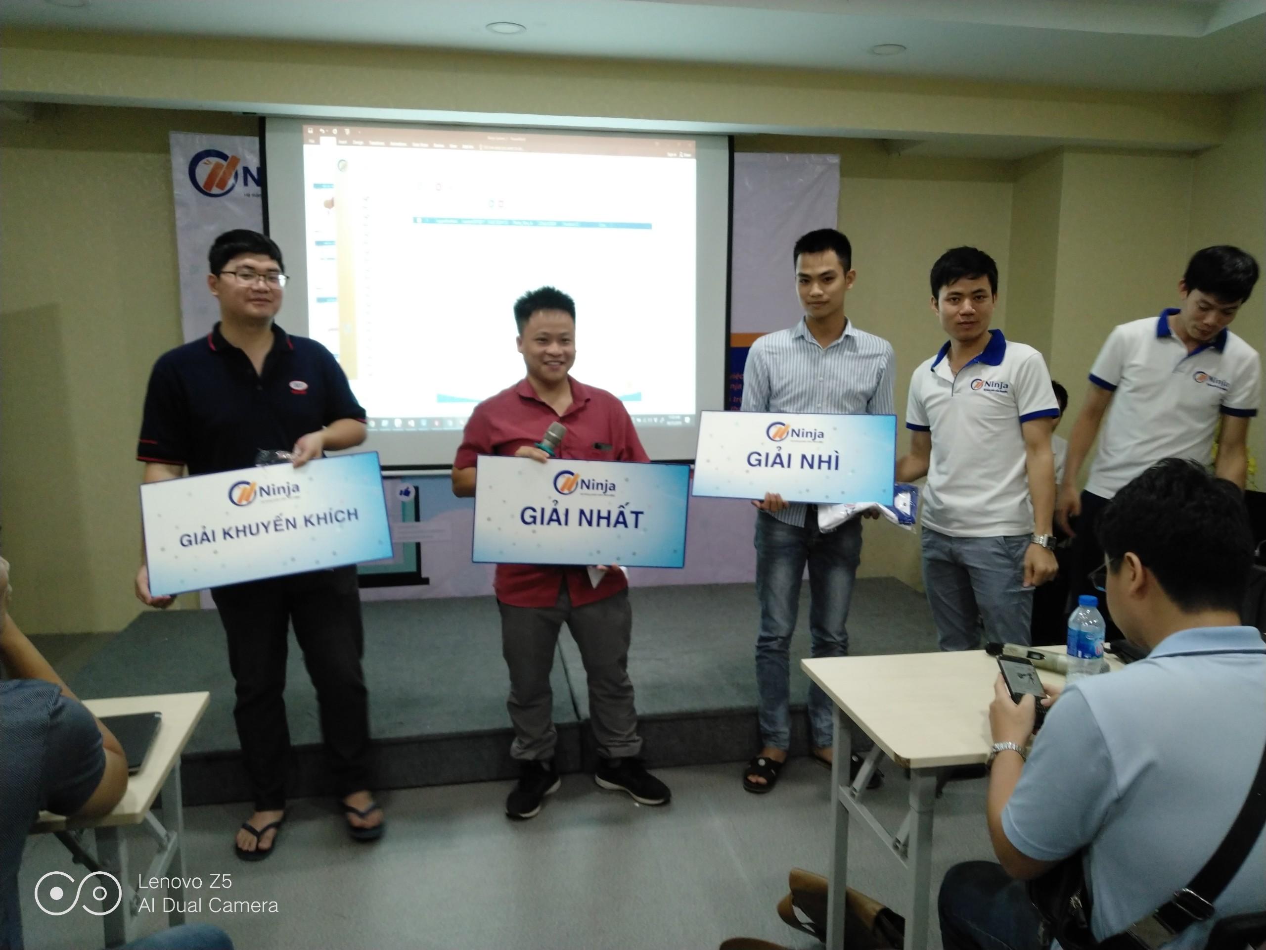dao tao ninja system Tổng kết offline đào tạo Ninja System   phần mềm nuôi nick điện thoại số 1 Việt Nam