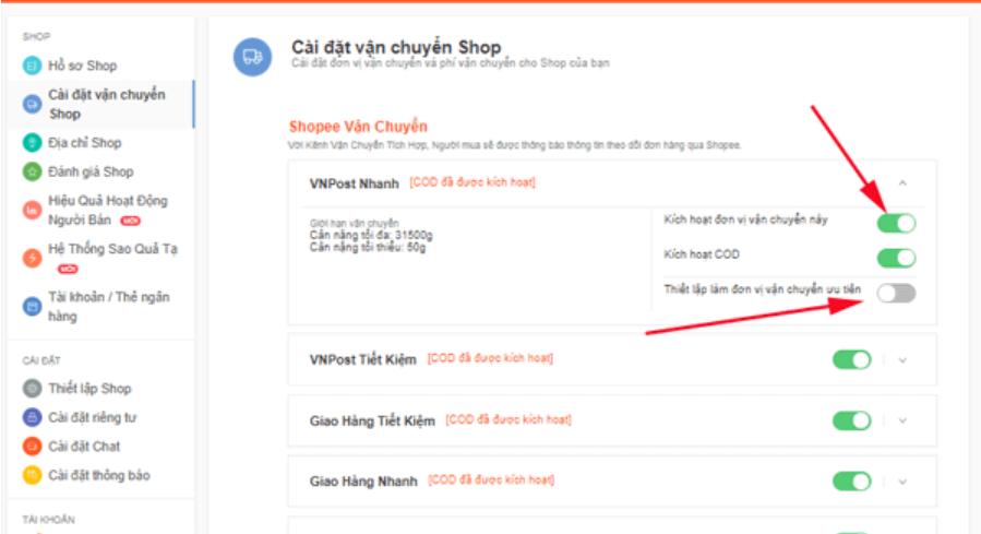 shopee7 Hướng dẫn bán hàng và chốt đơn trên Shopee từ A đến Z