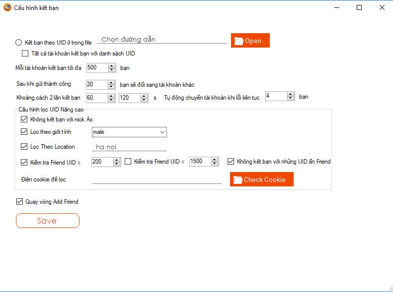 update ninja system 2.8 dong bo care 3 Bản cập nhật phần mềm nuôi nick trên giả lập Ninja System 2.8 có gì HOT?