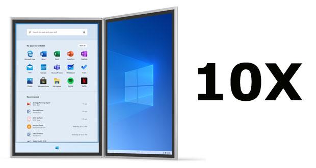 Windows10X 02 Windows 10X là gì