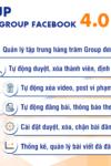 Phần mềm Ninja Group Facebook 4.0