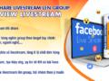 Share livestream lên group