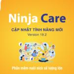 banner cập nhật ninja care ver mới nhất