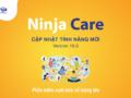 Ninja Care cập nhật tính năng mới