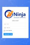 Login phần mềm Ninja