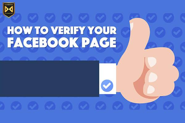 cách làm dấu tích xanh facebook